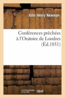 Conferences Prechees A L'Oratoire de Londres