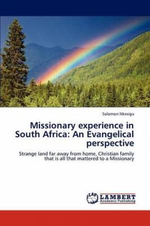 Missionary Experience in South Africa