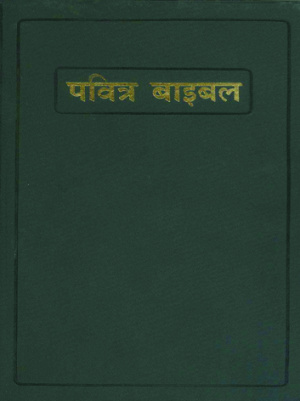 BIBLICA: Hindi Bible Softcover