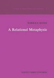 A Relational Metaphysic