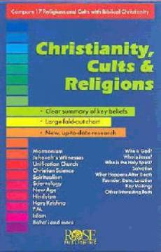 Christianity Cults And Religions Pamphlet