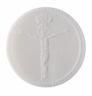 Priest Crucifix Altar Bread - Pack of 50