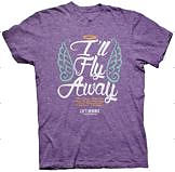 I'll Fly Away T-Shirt Large