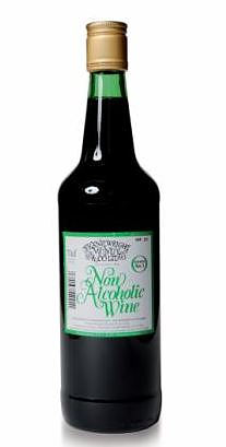 Frank Wright and Mundy Non-Alcoholic Communion Wine