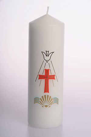 Baptismal Candle (Each)