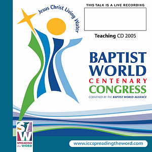 Bible Study 1 a talk by Rev Steve Chalke