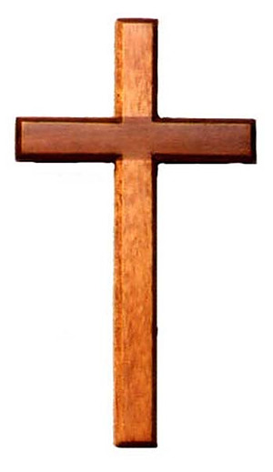 Cross 20cm - Hanging