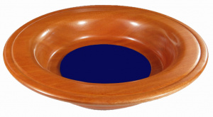 Offering Plate - Blue