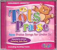 It's Tots Praise CD