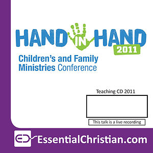 Helping under 5s connect with God a talk by Maggie Barfield