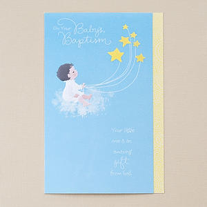 Baby Baptism - Your Little One - 6 Premium Cards