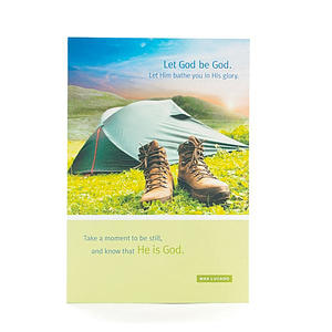 Max Lucado - Thinking of You - Sense His Love - 6 Premium Cards