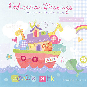 Dedication Blessings for Your Little One - Single Card
