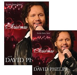 Christmas With David Phelps DVD with CD Value Pack