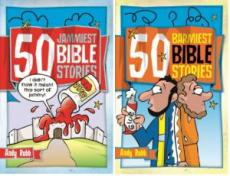 50 Bible Stories New Value Pack