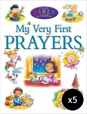 My Very First Prayers Pack of 5