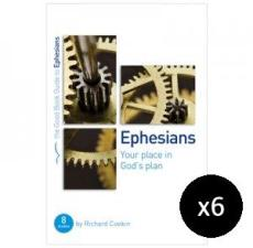 Ephesians: Your Place in God's Plan Pack of 6