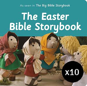 The Easter Bible Storybook Pack of 10