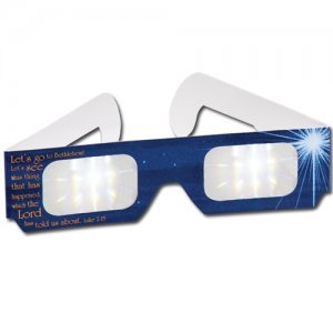 Come to Bethlehem and See Prism Glasses Pack of 12