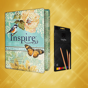 Inspired Colouring Bundle