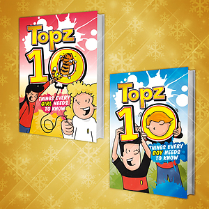 Topz Top 10 Boys and Girls Value Pack
