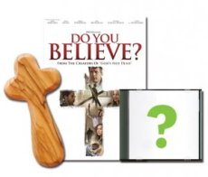 Do You Believe DVD & Holding Cross + FREE Mystery CD