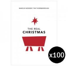 The Real Christmas - Pack of 100