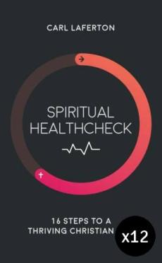 Spiritual Healthcheck - Pack of 12