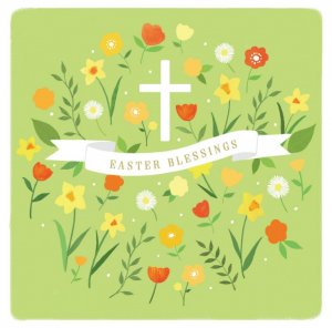 Easter Charity Cards - Compassion (5 Pack)
