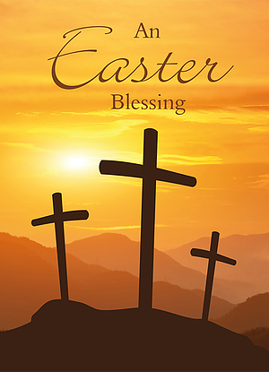 An Easter Blessing Minicard Pack of 4
