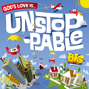 God's Love Is Unstoppable 2CD