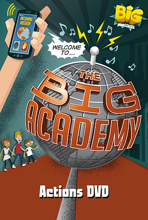 The Big Academy Actions DVD