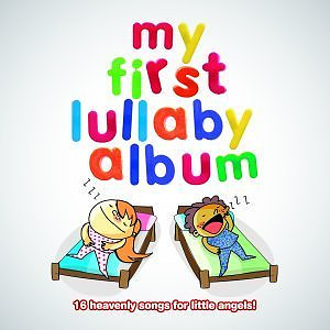 My First Lullaby Album