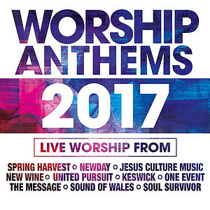 Worship Anthems 2017 CD