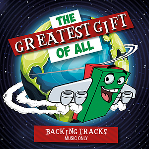 The Greatest Gift Of All (Backing Tracks: Music Only) a talk by Various Artists