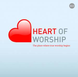 Heart of Worship 3 CDs - 50 Songs Capturing the Father's Heart