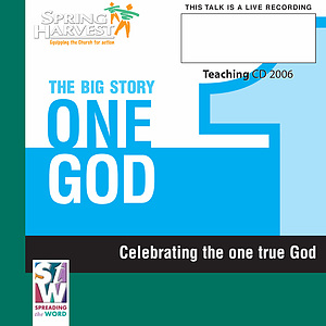 The Big Picture a talk by Rev Steve Chalke