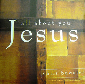 All About You Jesus Cd