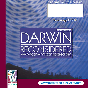 Darwin Reconsidered: A Series of Public Seminar a series of talks by Prof Phillip Johnson & Dr Andrew Snelling