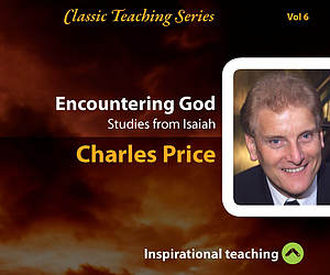 Encountering God a series of talks by Charles Price