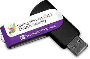 Church Actually MP4 Video USB a series of talks from Spring Harvest