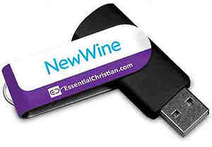 New Wine Leadership Conference 2012 Complete USB Teaching Stick a series of talks from New Wine