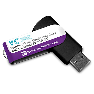 Youthwork the Conference 2013 USB Stick a series of talks from Youthwork the Conference