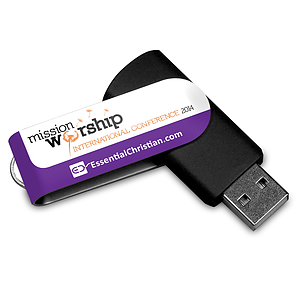 Mission Worship 2014 All Recorded Talks USB Stick a series of talks from Mission Worship