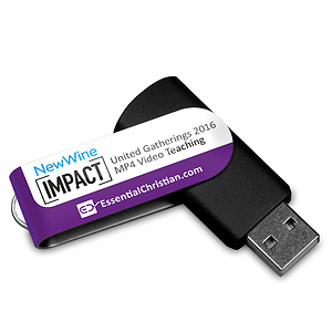 United Gatherings 2016 Impact MP4 USB week 1 a talk from New Wine