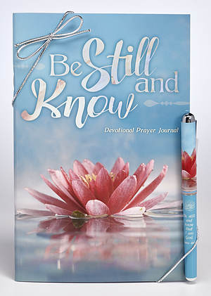Be Still and Know Pen and Journal Set