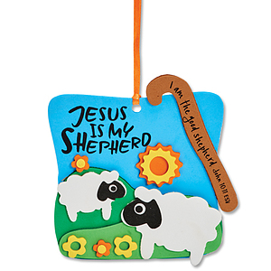 Jesus is my Shepherd Foam Kit