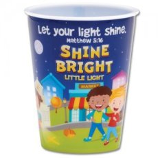 Shine Bright Little Light Single Tumbler