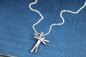 Alive in Christ Necklace