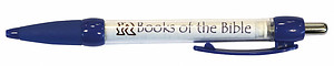 Books of The Bible Banner Pen Pack of 2